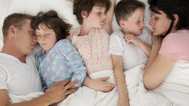 Nežádoucí spánková harmonie