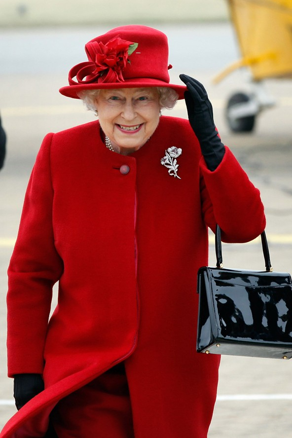 Červená královna Karkulka!