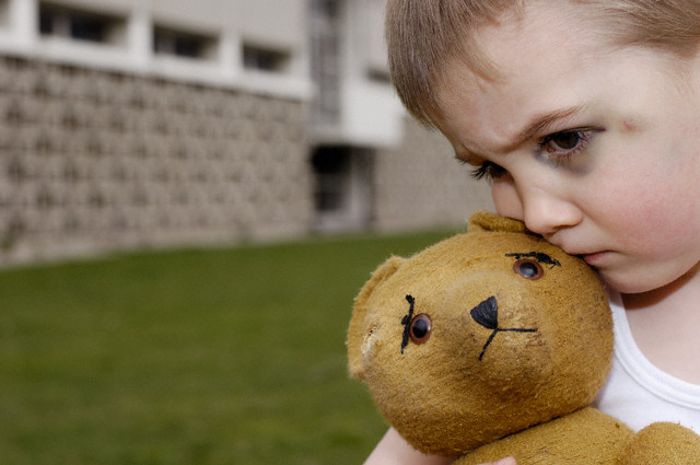 Pokud chcete, aby k vám dítě ztratilo důvěru, trestejte ho.