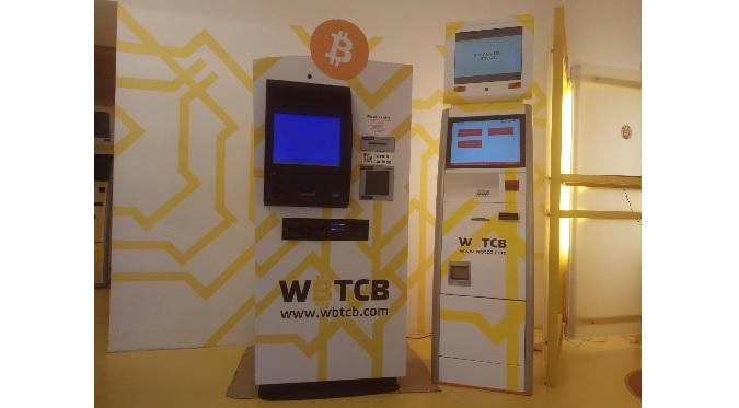 Bitcoinmaty české společnosti WBTCB