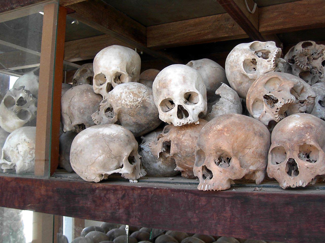 Režim, který Ovčáček tak velebí, povraždil asi 75 milionů lidí