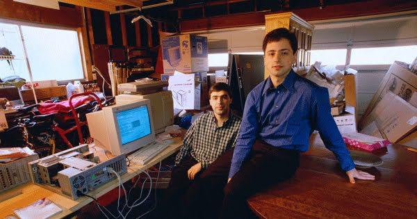 Google založili dva studenti ze Stanfordské univerzity