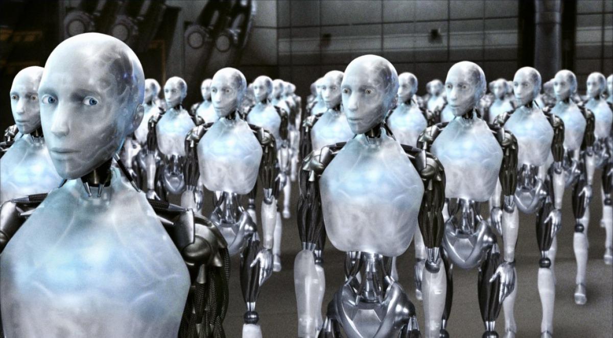 """""""Jedinci"""" z filmu Já, robot žádnými jedinci nejsou – stejně jako Mlčochovic děti"""