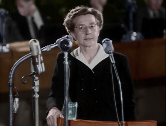 Za svůj život stanula Horáková tváří v tvář dvěma totalitním režimům. Oba ji chtěly popravit a komunismu se to i povedlo.