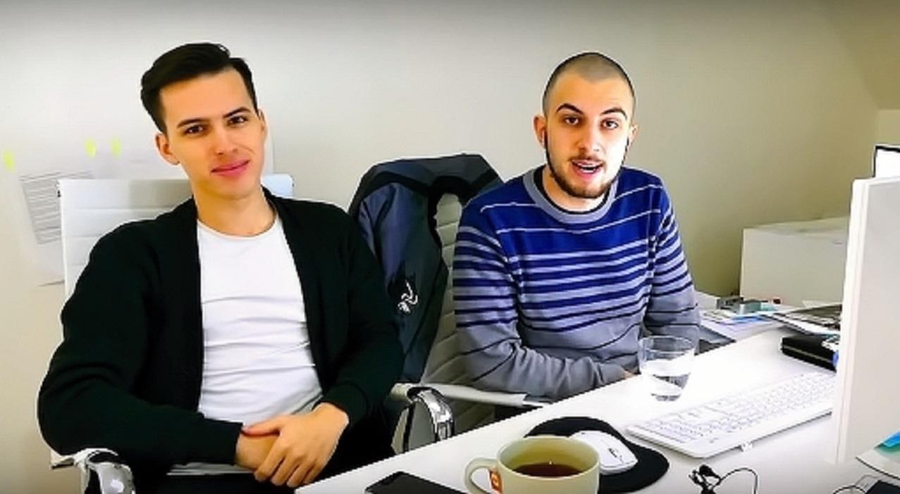 Podařená dvojka hochštaplerů Plavec a Oganesjan způsobili, že ODA byla všem pro smích.