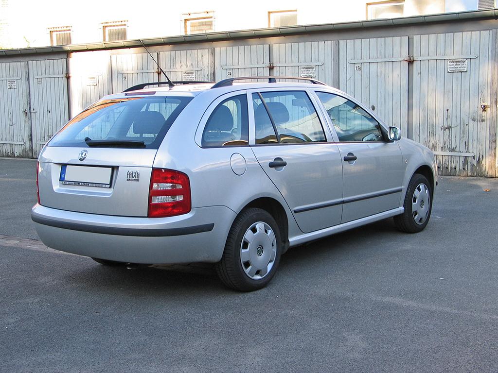 Škoda Fabia Combi I.