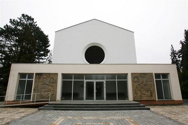 Karlovarské krematorium Fořt & synové se nachází v Buchenwaldské ulici č. 15...