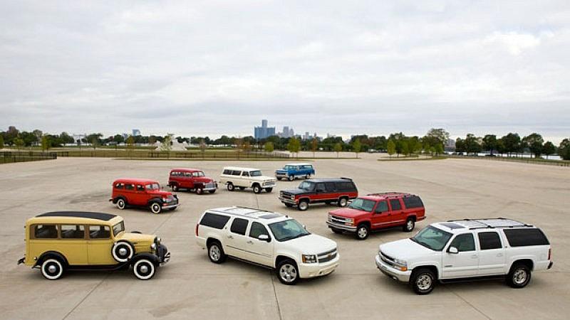 Tohle obří SUV loni oslavilo osmdesátku.