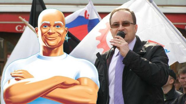 Vandas se raduje! Získal nového člena do svého politického hnutí DSSS.