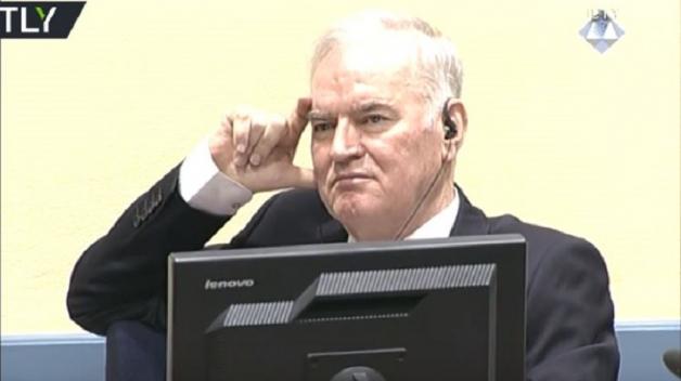 Čtyřiasedmdesátiletý strůjce Srebrenického masakru, generál Ratko Mladić, byl odsouzen k doživotnímu pobytu ve vězení.