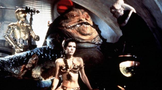 Kdyby aspoň v nových dílech SW byla princezna Leia ve zlatých bikinách.
