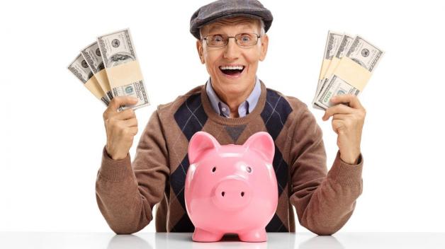 I důchod může být poměrně výdělečný. K takovému ale vede dlouhá cesta přes nadstandardně placené pozice.