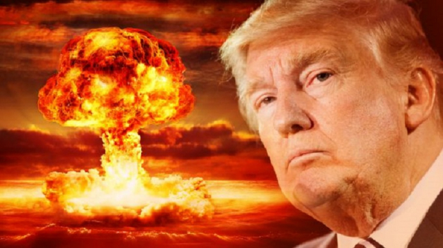 Rozpoutá Trump 3. světovou válku?