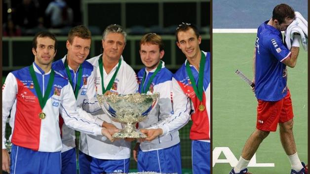 Konec Davis Cupu v Čechách... a i jinde.
