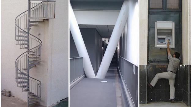 Co se architektům nepovedlo?