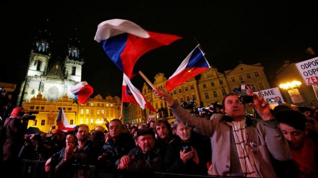 Vyvrcholení vzpomínání na únor 1948 doprovodí řada shromáždění a demonstrací, na programu jsou i pietní akce.