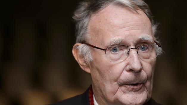 Ve věku 91 let zemřel zakladatel řetězce obchodů s nábytkem IKEA, Ingvar Kampard.