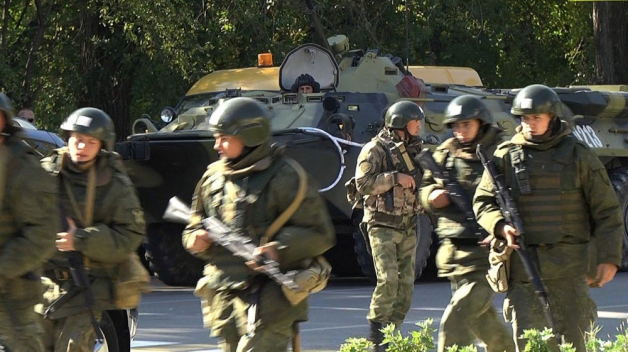 """""""Samotní obyvatelé Krymu to většinou uvítali,"""" říká ruský podnikatel žijící v Česku o anexi Krymu."""