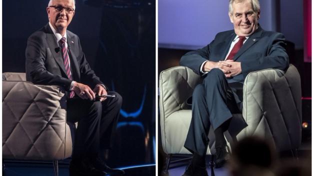 Zeman versus Drahoš - kdo bude příštím prezidentem?
