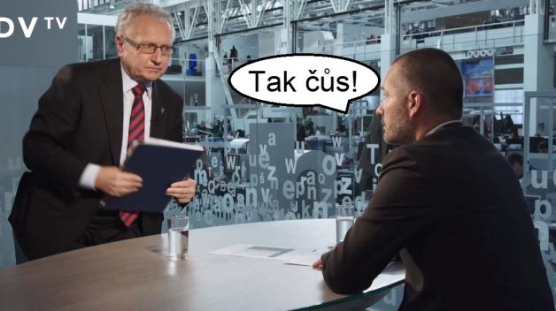 Milovník útěků a nezodpovězených otázek senátor Jan Veleba končí v politice.