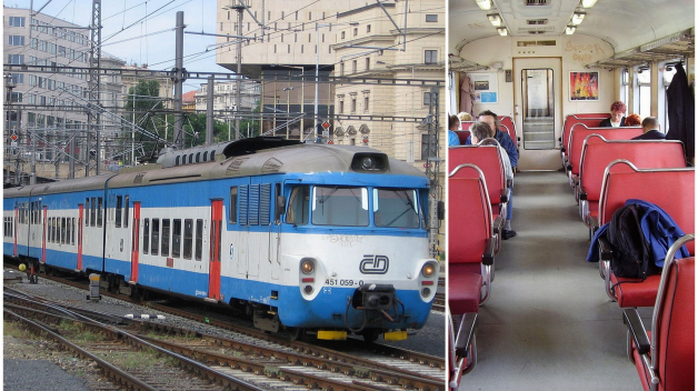 Tyto vlakové soupravy už na našich kolejích neuvidíme, alespoň ne v běžném provozu.