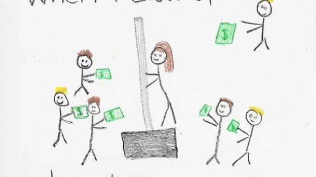 Chtěla bych být jako moje máma. Tancovat nahá u tyče a dostávat spoustu peněz!