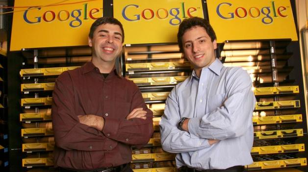 Larry Page a Sergey Brin zakládali Google jako studenti, kteří si na projekt museli půjčovat. Dnes je z Googlu multimiliardové impérium.