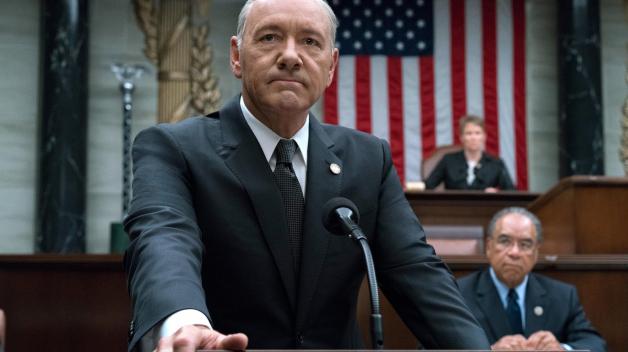 Hlavní hvězda seriálu House of Cards je zároveň jeho zkázou.