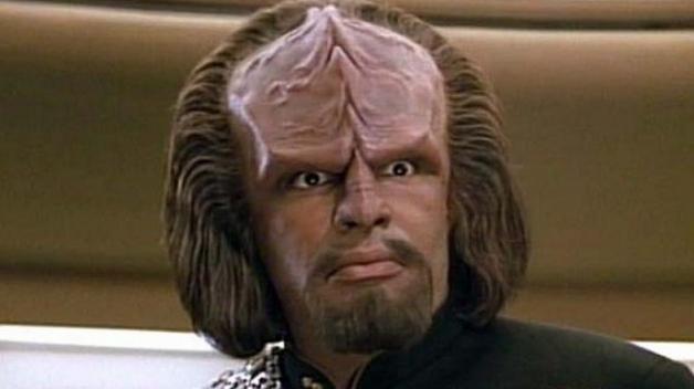 Klingonština je velice složitý jazyk, který vznikl díky seriálu Star Trek.