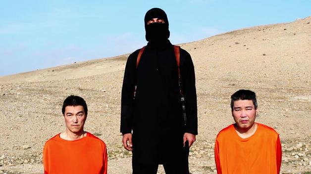 Džihádistovi Johnovi nevadí řezat lidem hlavy, protože je věřící.