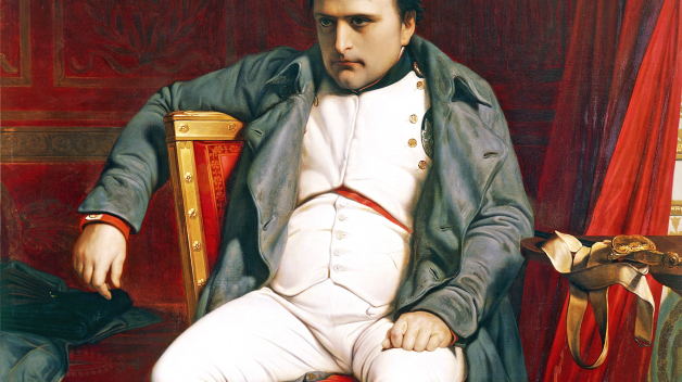 Napoleon jako zakomplexovaný malý muž? Zakomplexovaný možná, ale vzrůst měl zcela normální.