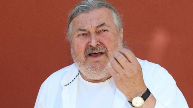 František Ringo Čech volby asi nevyhraje, ale jako superlídr SPO drží jedno prvenství. Je prvním bizarním kandidátem letošních voleb.