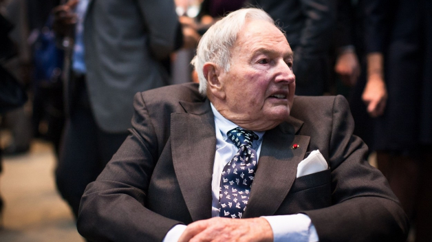 Rockefeller byl sice dědicem multimiliardového impéria, nejbohatším člověkem na světě ale nebyl.