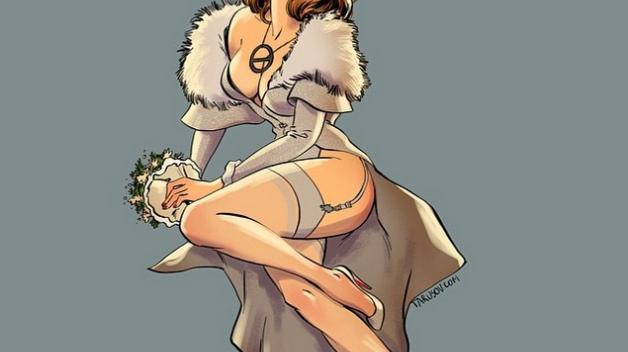 Jedna z dcer rodu Starků sice nemá charisma, ale je na ni aspoň hezký pohled