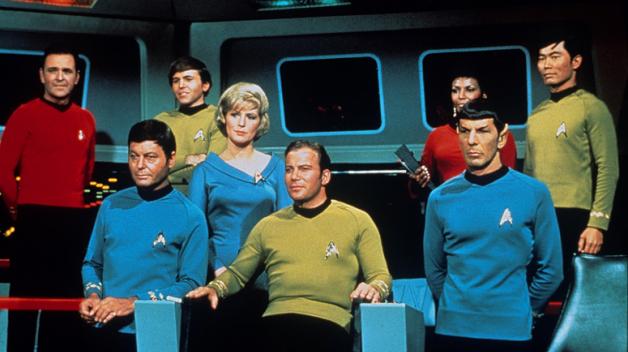 Původní posádka Enterprise