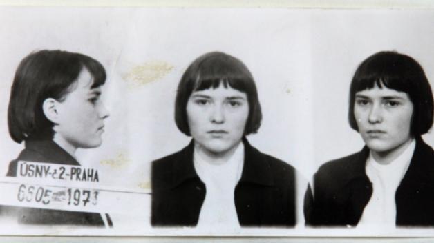 Vražedkyně Olga Hepnarová je poslední ženou popravenou v Československu.