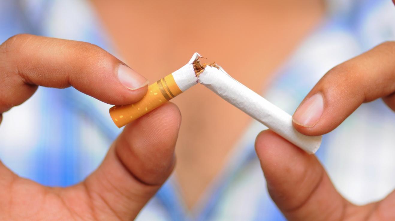 První kouření jsem dal