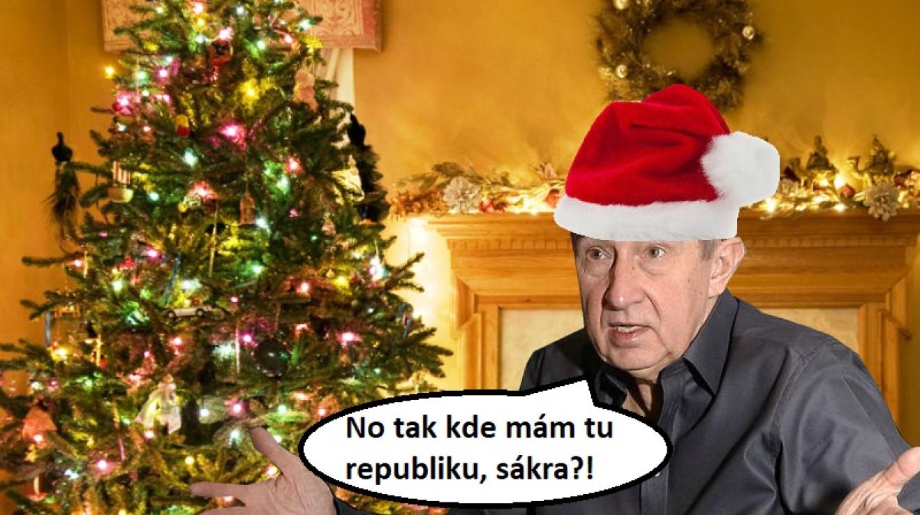 O co si letos Ježíškovi napíše třeba premiér Andrej Babiš? A byl dost hodný, aby se mu přání splnilo?