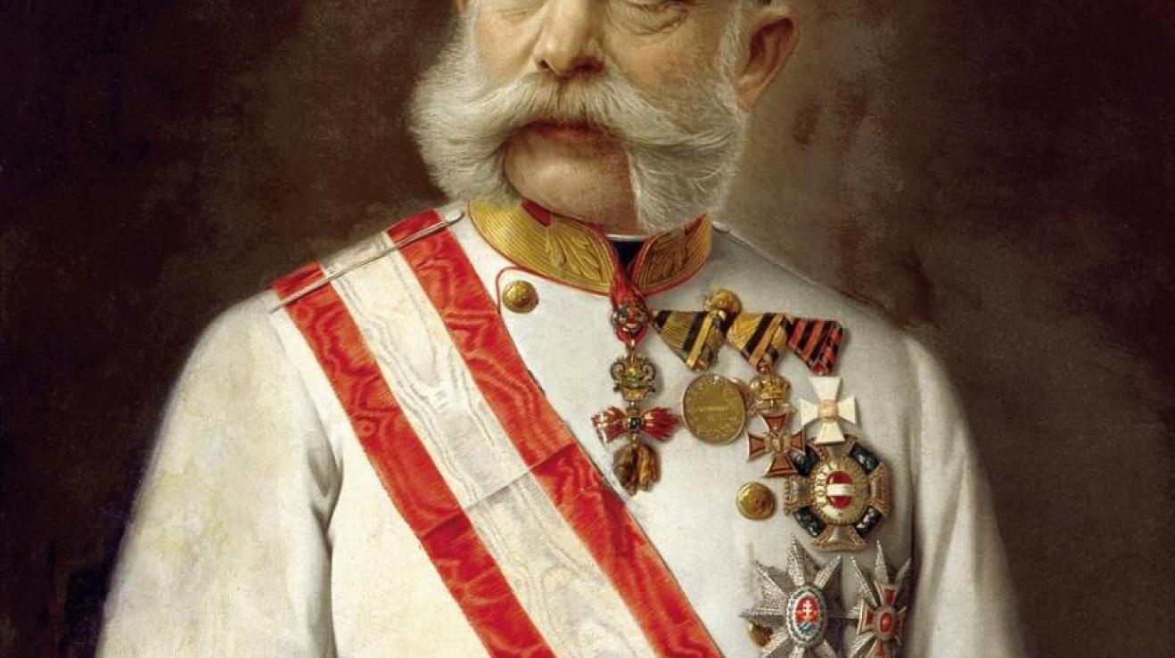 František Josef byl známý jako přepečlivý úřednický panovník. To ale neznamená, že neměl smysl pro humor.