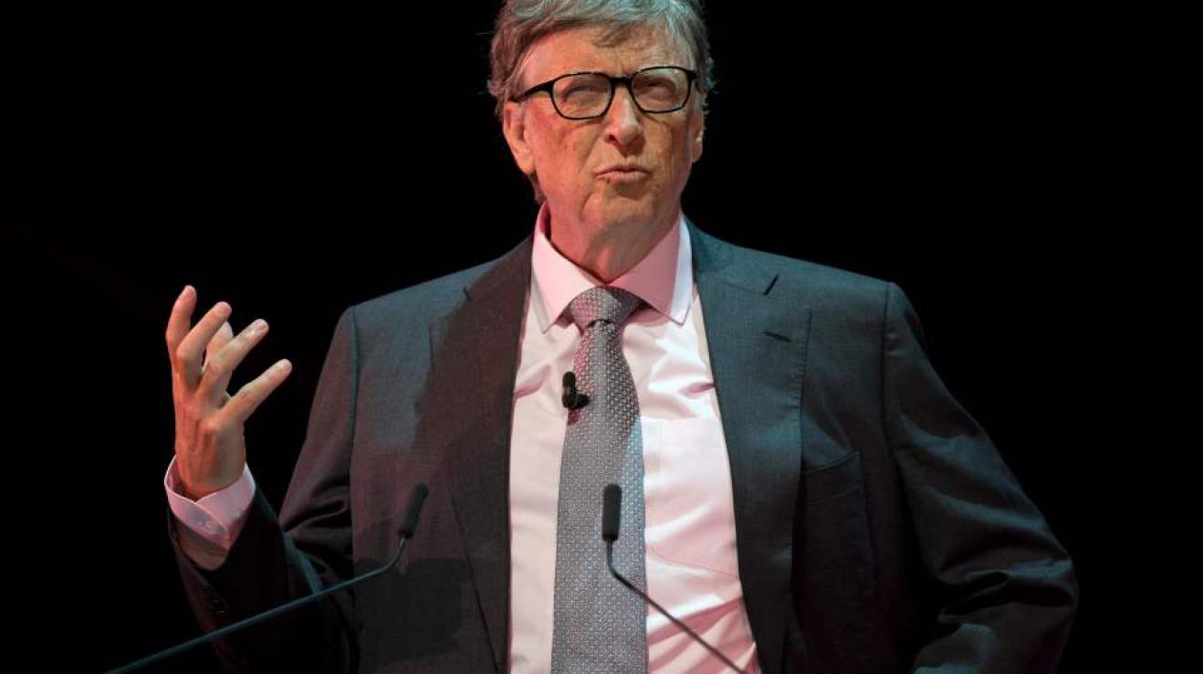 Bill Gates je jako nejbohatší člověk na světě obrovským filantropem. Zároveň si ale uvědomuje, že bezbřehé vítání uprchlíků je neudržitelné a jedná se o cestu do pekel.