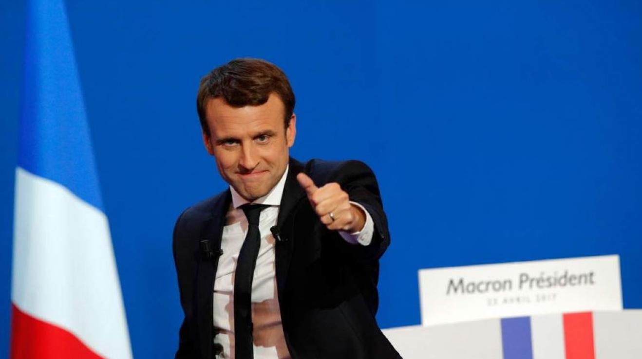 Ve svých 39 letech je Emmanuel Macron nejmladším prezidentem v historii francouzské republiky.