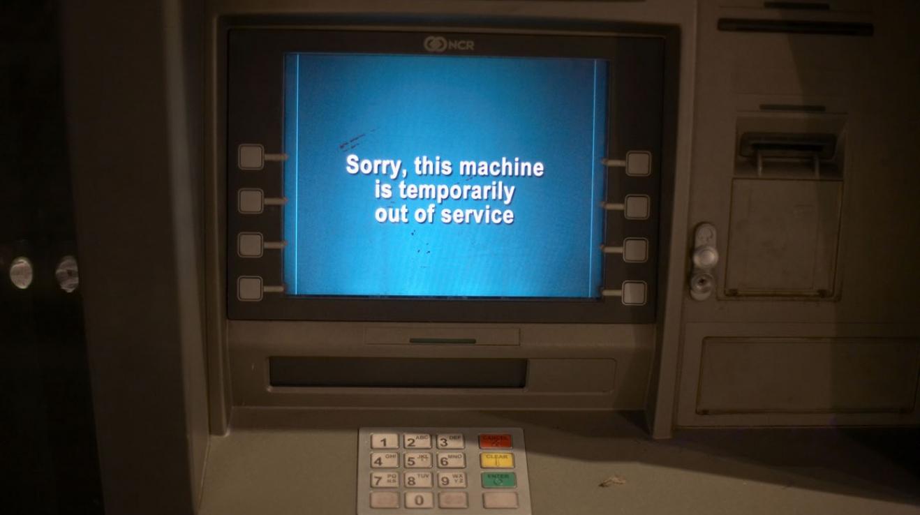 Globální krach ekonomiky by mohl vyřadit veškeré bankovnictví z provozu.