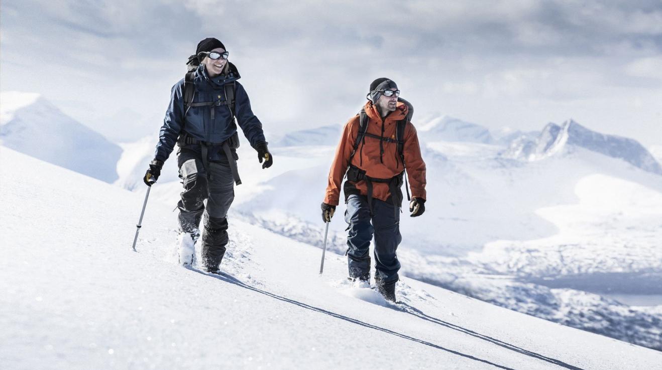 V zimě jsou hory nejhezčí