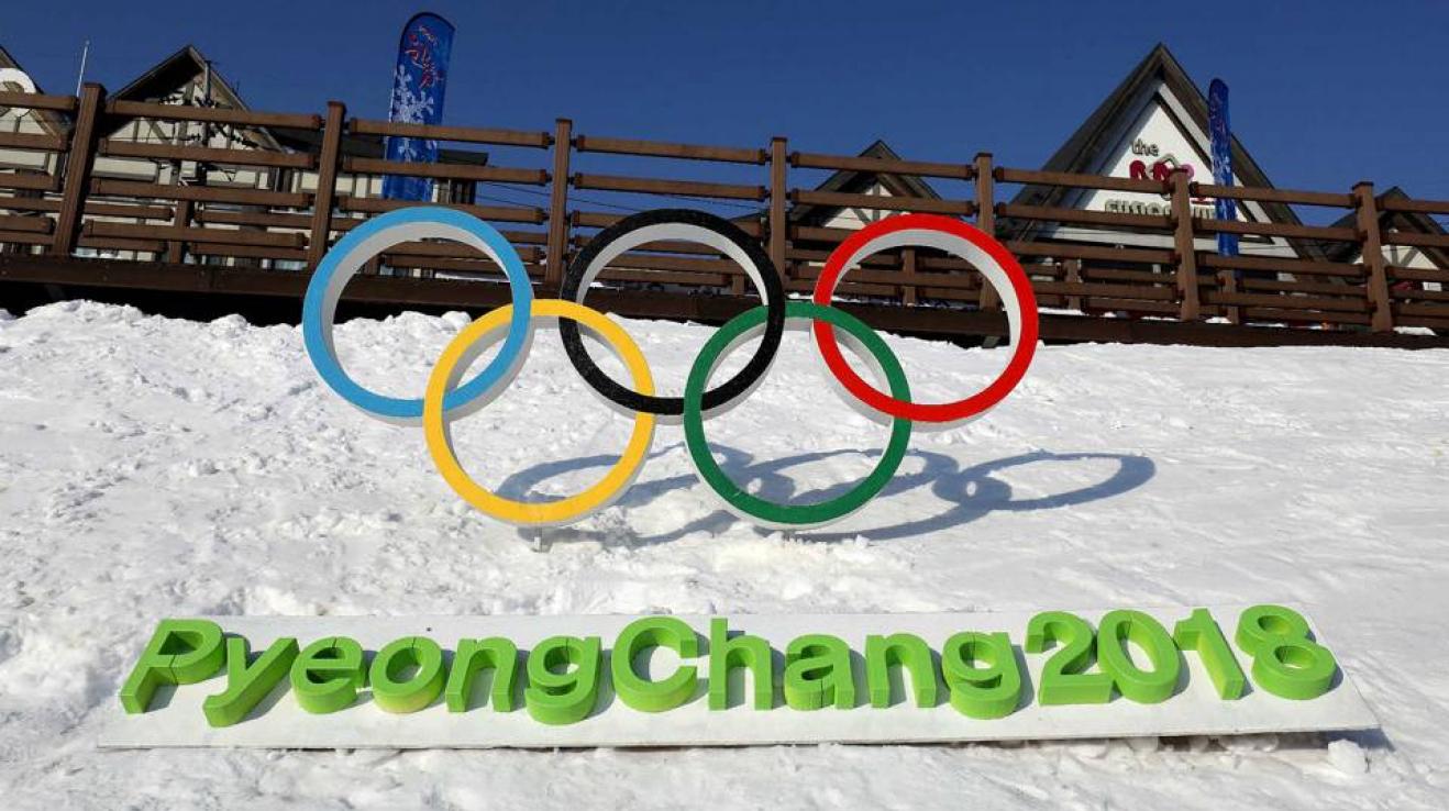 Olympijské kruhy. To zvládne i laik