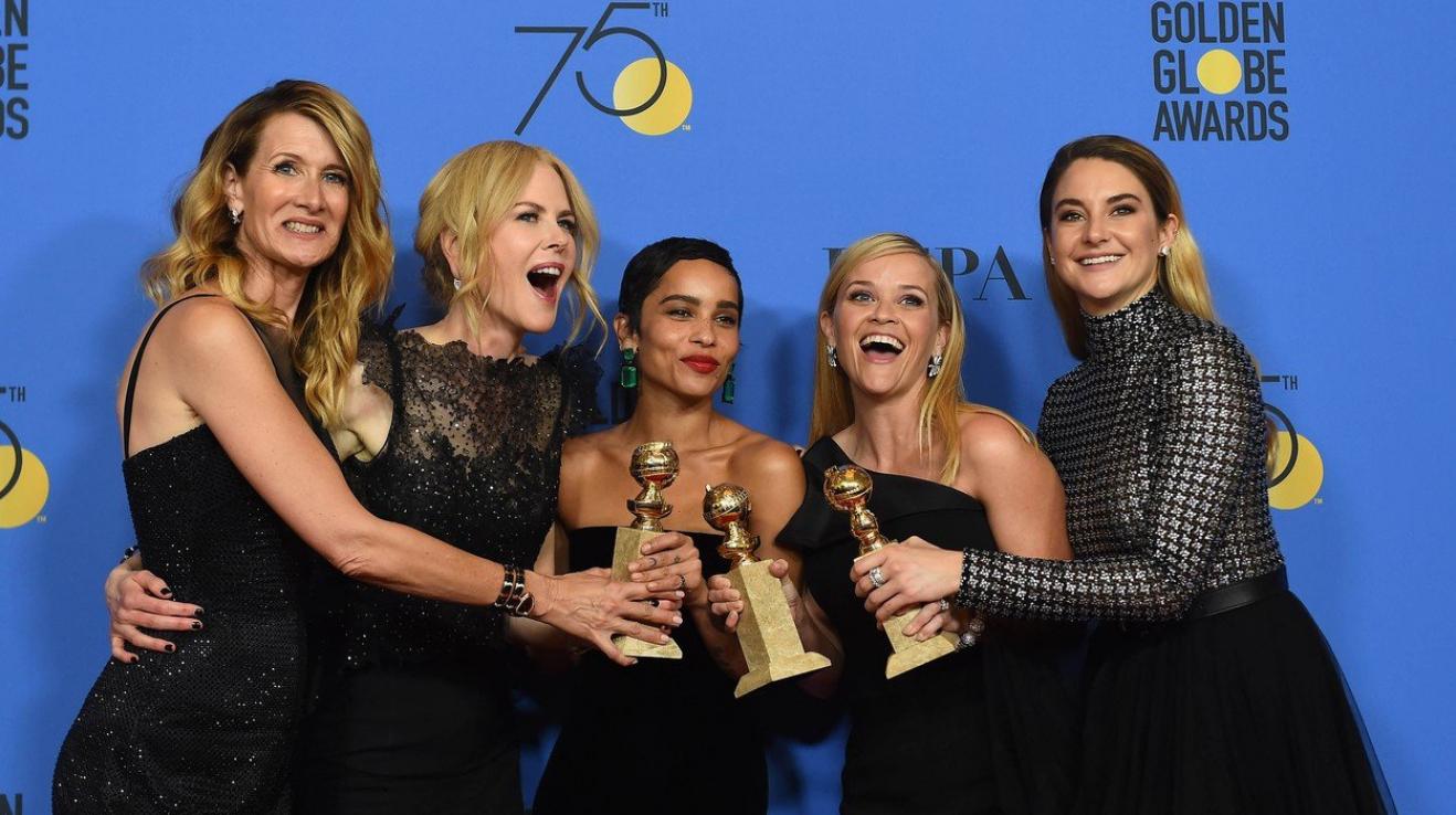 Letošní Glóby připomínaly spíš demonstraci naštvaných žen než předávání filmových ocenění.