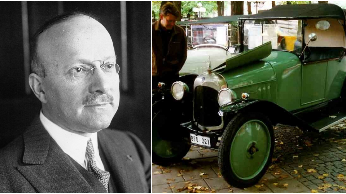 André-Gustave Citroën