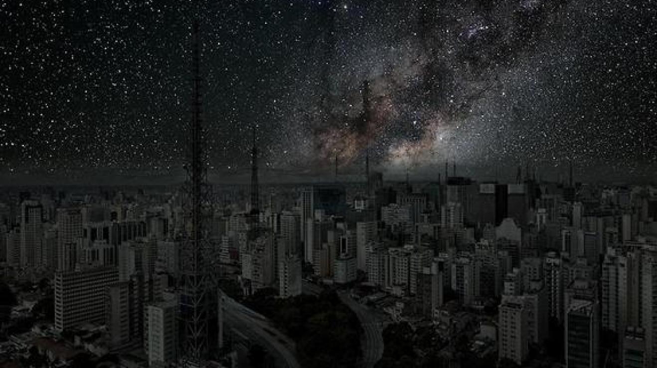 Život na temné obloze
