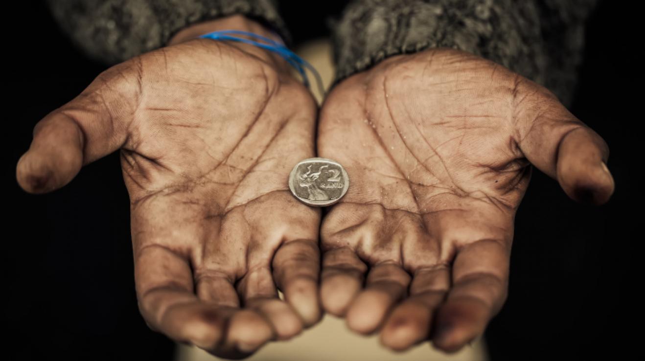 Evropský průměr lidí v nouzi je 23,8 procenta.