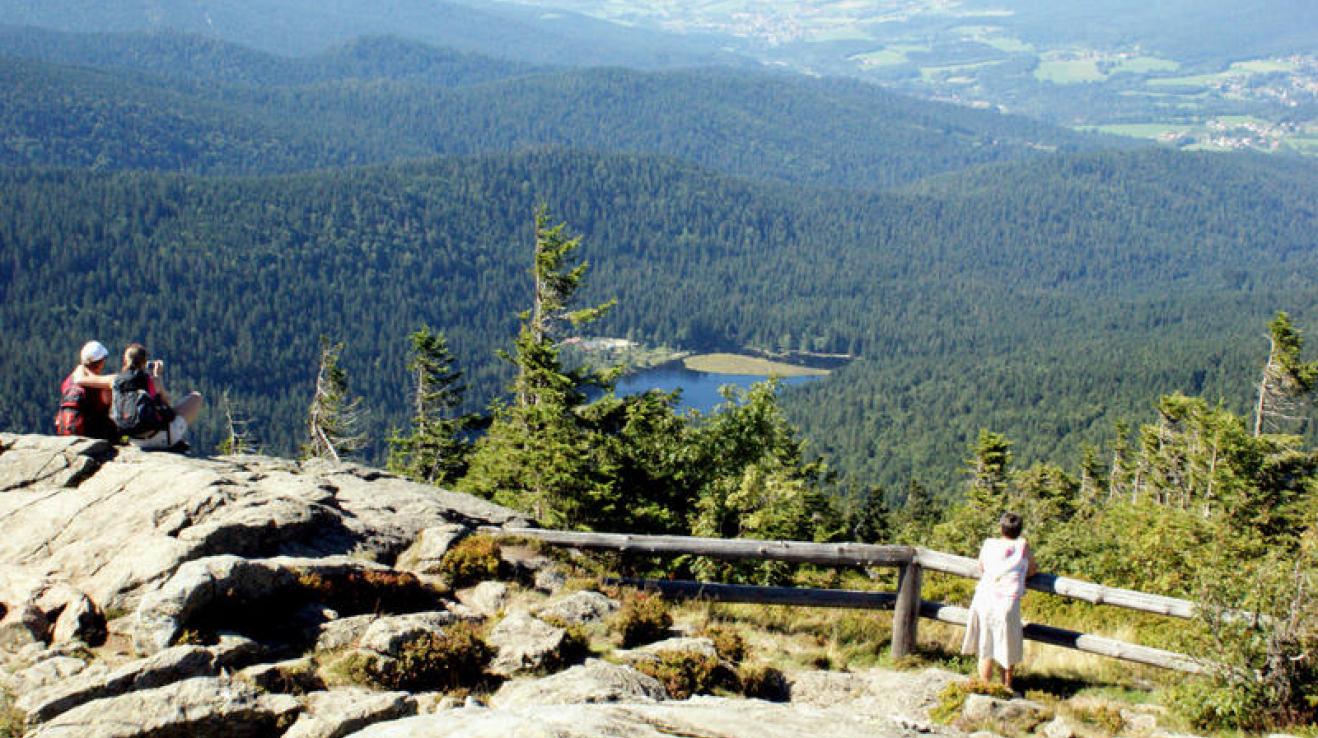 Podzimní výhledy do kraje si užijete víc než kdykoliv jindy.