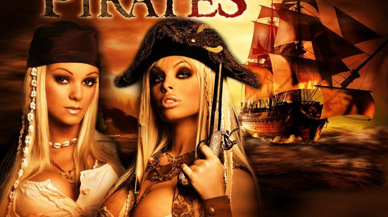 piráti porno film obsazení